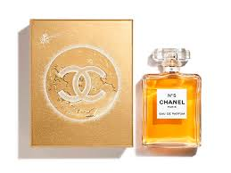 6 - Chanel Perfume Limited Edition Christmas Holiday 2020