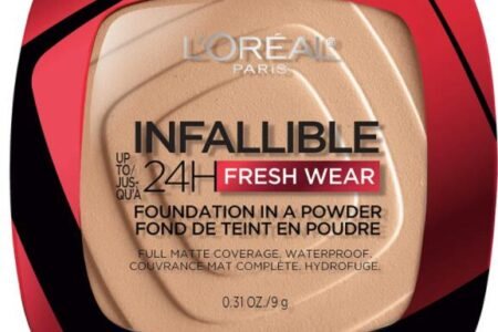 LPA5KNQHY@ 97JCGAA2N 450x300 - L 'Oreal permanent fresh ground foundation