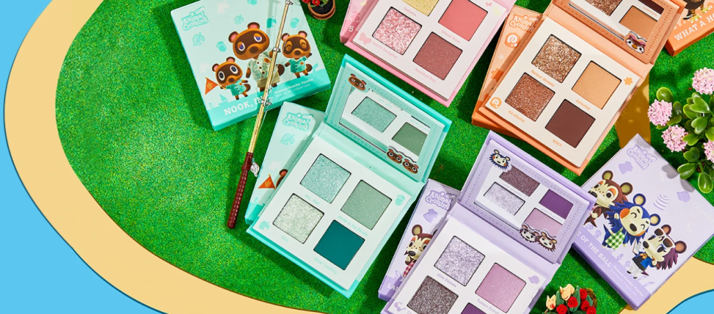 1 2 1024x450 - ColourPop x Animal Crossing New Horizons Collection-Available Now
