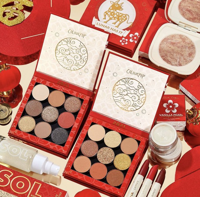 1 5 - Colourpop New Year Collection 2021