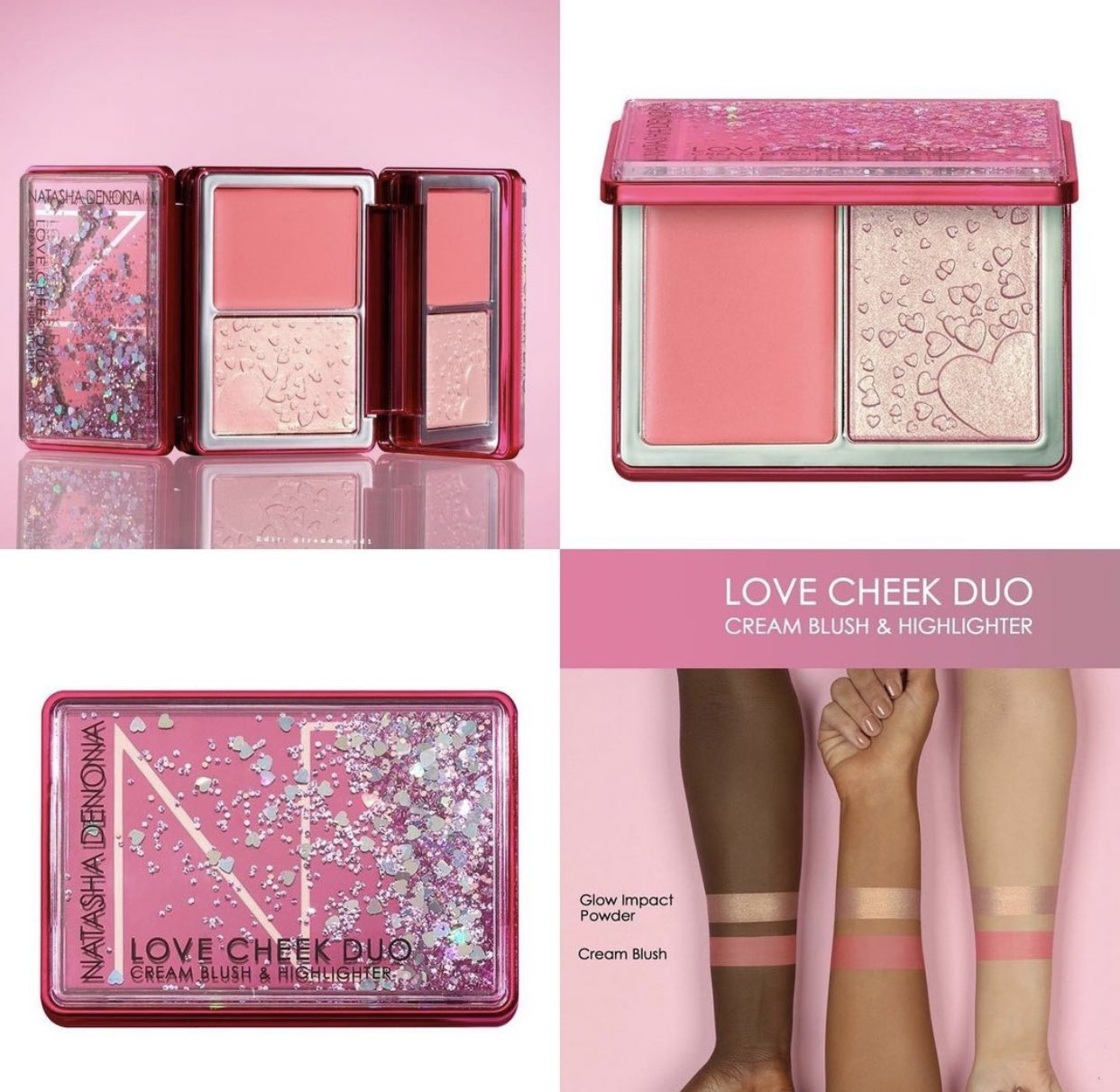 3 2 - Natasha Denona Love Mini Collection 2021