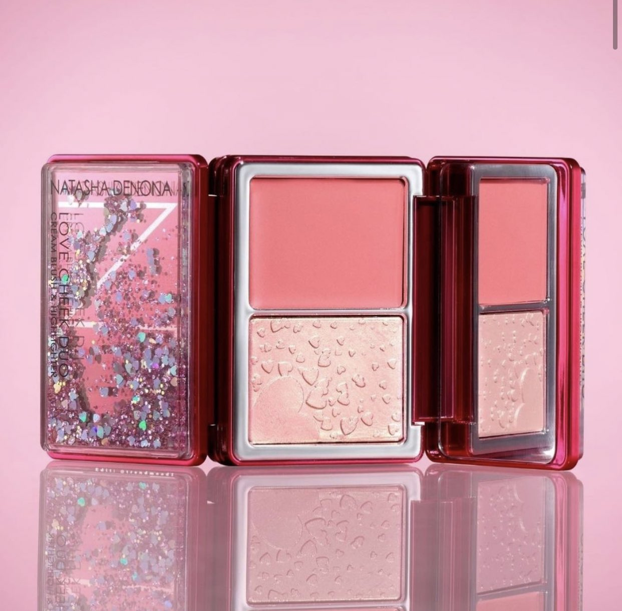4 1 - Natasha Denona Love Mini Collection 2021
