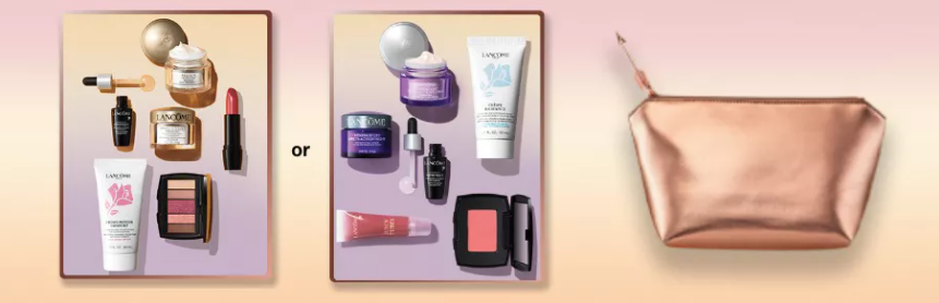 Choose Your FREE 7 pc gift with any 39.50 Lancome Purchase - Today's Best-Selling Beauty Products at Macy's