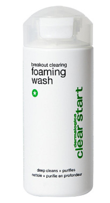 Clear Start Breakout Clearing Foaming Wash - Ulta Beauty Love Your Skin Event 2021