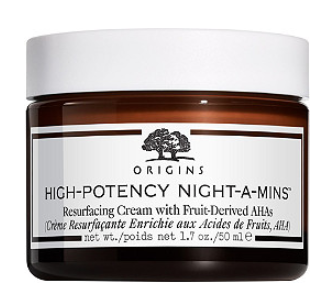 High Potency Night A Mins Resurfacing Cream with Fruit Derived AHAs - Ulta Beauty Love Your Skin Event 2021