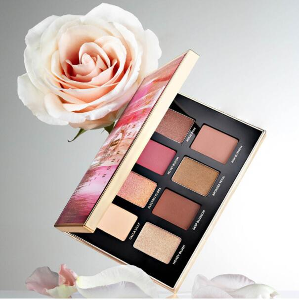 Q0749R13IO0FGEK92Q3 - Bobbi Brown Luxe Metal Rose Eyeshadow Palette