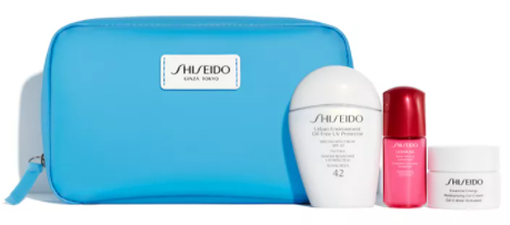Shiseido 4 Pc. Daily Hydration Sun Protection Set - Today's Best-Selling Beauty Products at Macy's