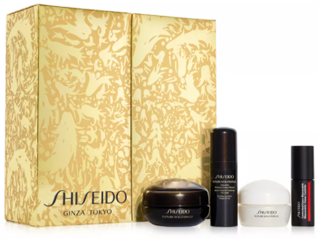 Shiseido 4 Pc. Future Solution LX Ageless Eye Luxury Set - Today's Best-Selling Beauty Products at Macy's