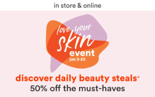 Ulta Beauty Love Your Skin 320x200 - Ulta Beauty Love Your Skin Event 2021
