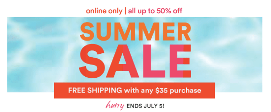 Ulta Summer Sale 1 - Ulta Beauty Sales Calendar 2021