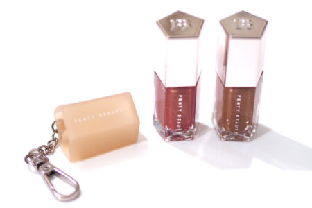 1 2 450x300 - Fenty Beauty Mini lip Duo Keychain holder